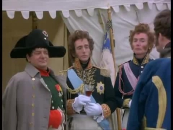 blackadder Napoleon